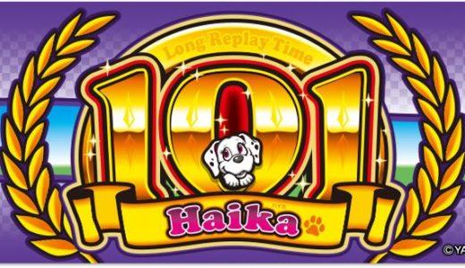 ハイカ101 解析情報